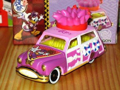 TOMICA (DISNEY) 黛西洋蔥車