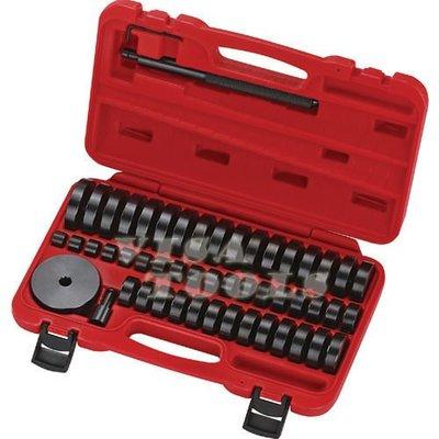 ~ VISA 汽車工具 ~ 專業汽修設備 ~ 鐵套.培林.油封拆裝工具組 (小型、大型)