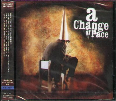 K - A Change Of Pace - An Offer You Can't Refuse - 日版 - NEW