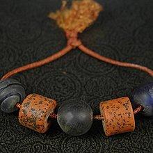 藏珠物流中心* *尼泊爾老琉璃珠**《DIY系列》*A358