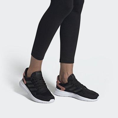=E.P=ADIDAS ARCHIVO 黑粉 愛迪達 女生 休閒鞋 慢跑鞋 EF0451