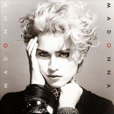 (全新未拆封)瑪丹娜 Madonna - Madonna 同名專輯 黑膠 LP