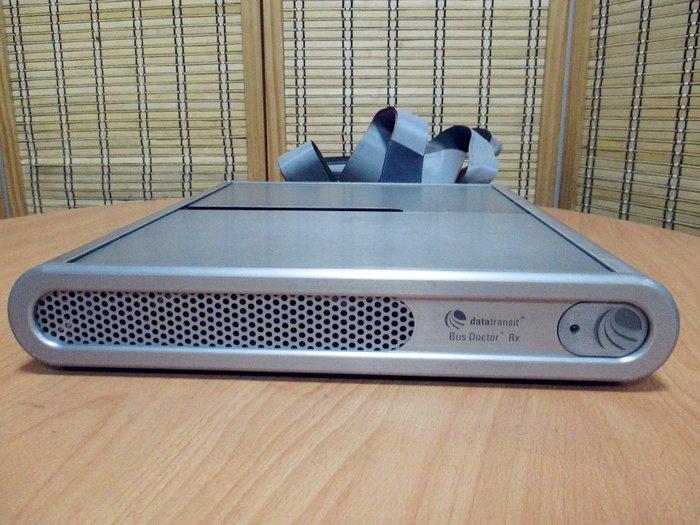 康榮科技二手儀器Data Transit RX-108-FIT (RX108FIT)BUS DOCTOR(介面資料分析)