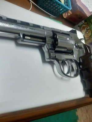 WG 701 co2手槍