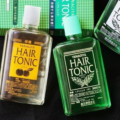 買二免運 100%日本柳屋 YANAGIYA 生髮液 髮根營養液 育髮防脫柳屋營養液 240ml