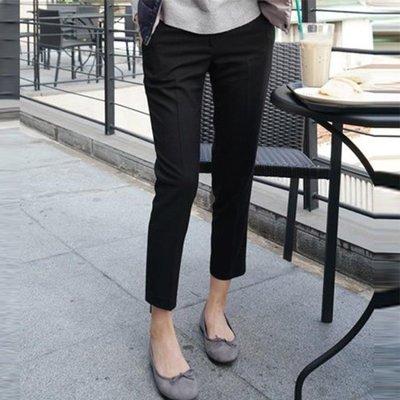 褲子新款女西褲九分褲韓版百搭寬鬆西裝褲直筒褲哈倫褲休閒褲