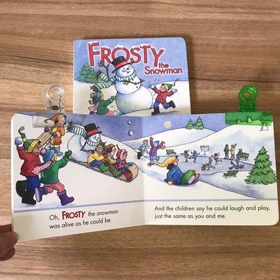 *【英語繪本】 小pen外文童書~Frosty the Snowman
