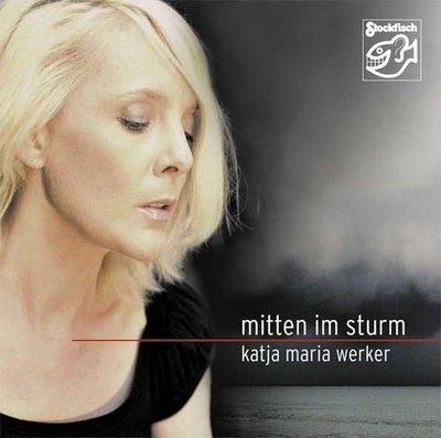 【黑膠唱片LP】卡提雅.瑪利亞.韋克:暴風眼 Katja Maria Werker: Mitten Im Sturm ---SFR35780741