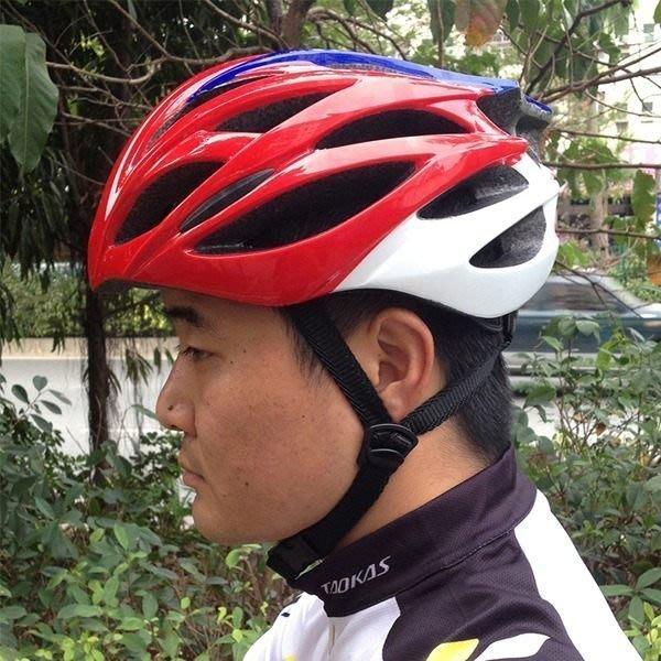 5Cgo【權宇】超輕250g 腳踏車 自行車安全帽 登山車越野車頭盔 彩色EPS泡沫一體成型 CE ROSH 含稅