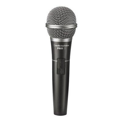 [反拍樂器] 鐵三角 audio-technica PRO-31 QTR 動圈式 人聲麥克風 公司貨享保固