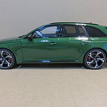 =Mr. MONK= GT SPIRIT Audi RS4 Avant 2020