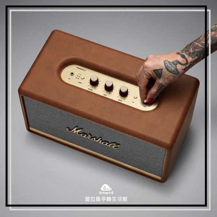 【台中愛拉風 X 音響專賣】復古棕現貨 MARSHALL Stanmore II  無線 搖滾重低音 藍芽喇叭
