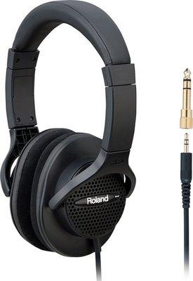 《民風樂府》羅蘭 ROLAND RH-A7 立體聲全罩式 專業監聽耳機 全新品公司貨 現貨在庫