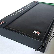日本空運到港 Tommy Hilfiger Long Leather Wallet 長型 皮 信用咭 紙幣 散銀包 散紙包 銀包 Gift 禮物