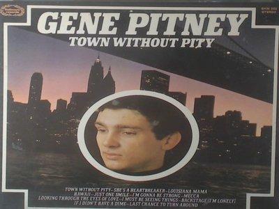 12-16-5英版西洋-金披特尼Gene Pitney:Town Without Pity