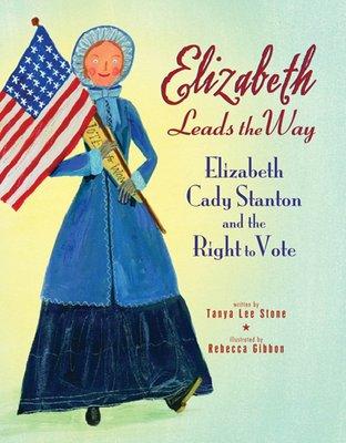 *小貝比的家*ELIZABETH LEADS THE WAY/平裝/7~12歲/性平教育