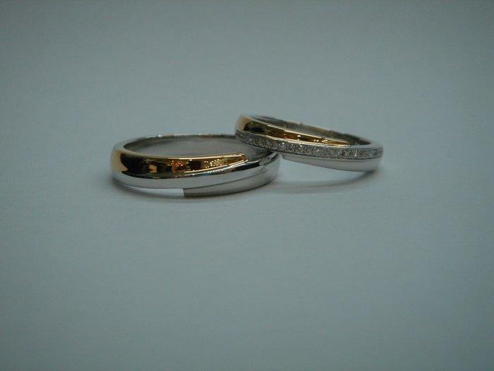 【結婚對戒 白金對戒 pt950鉑金對戒 玫瑰金對戒 鑽石對戒 訂婚對戒】婚禮 婚紗 新娘秘書 婚攝 美容 美甲強力推薦