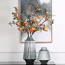 〖洋碼頭〗復古懷舊玻璃花瓶透明插花花店咖啡廳北歐裝飾品高工藝品擺件歐式 ysh341