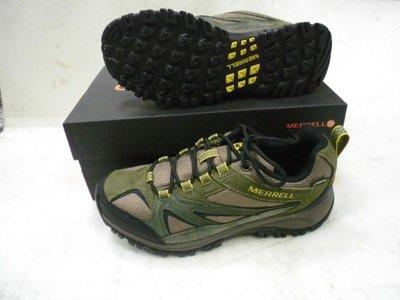 【n0900台灣健立最便宜】2018 MERRELL-GORE-TEX越野登山鞋 BLUFF(七折)J35977
