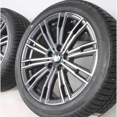BMW G20/21 3系列 790M 原廠M款雙幅式 18吋 鋁圈 (含胎)全新