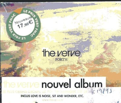 *真音樂* THE VERVE / FORTH 二手 K17873