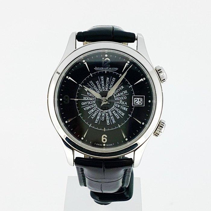 (賀成交) 積家 世界時區 鬧鈴錶
