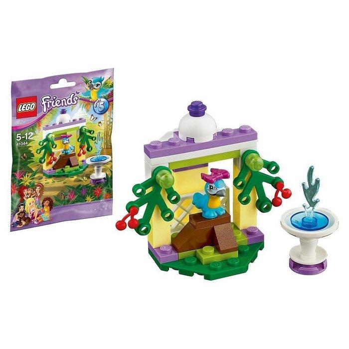 痞哥毛 LEGO 樂高 41044 Friends系列 金剛鸚鵡的噴泉 全新未拆
