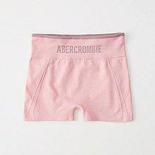 Maple麋鹿小舖 Abercrombie&Fitch * AF 粉色運動短褲ACTIVE SHORTS *( 現貨 )