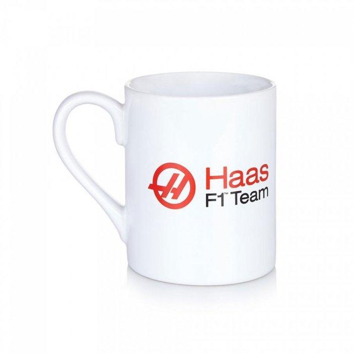 Haas F1車隊咖啡杯