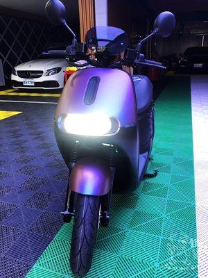 銳訓汽車配件精品 GOGORO S2 安裝掃描者RX5前後行車記錄器 響尾蛇 X3 PLUS X3