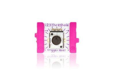 美國 littleBits 零件 (input): threshold (8折出清)