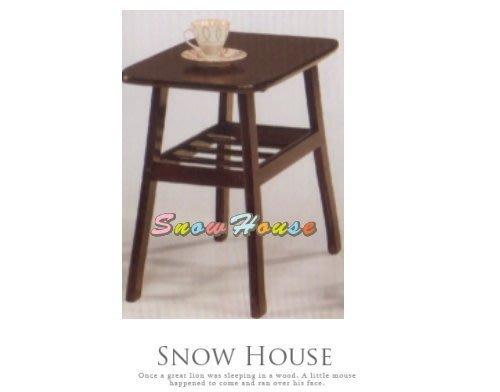╭☆雪之屋居家生活館☆╯R329-05胡桃色房間桌/茶几/茶桌/休閒桌/餐桌/咖啡桌