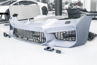 【台中政銓】BMW G30 升級 F90 M5式樣 全車大包 前保+側裙+後保+後下巴 原廠 PP材質 現貨供應