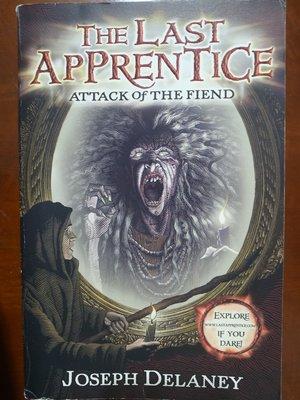 電影原著小說~英語英文青少年小說/厚小說The Last Apprentice- Attack of the Fiend