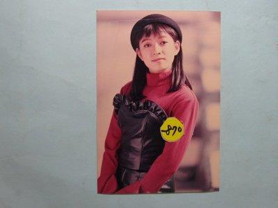 趙詠華, (可能未曝光給記者的照片) **稀少品