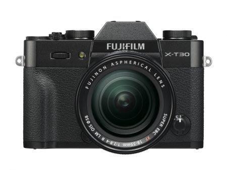【eWhat億華】富士 Fujifilm X-T30 XT30 搭 XF 18-55MM 單鏡組 類 XT2 XT20 平輸 繁中 黑色 【2】