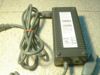 XBOX360 原廠變壓器/電源供應器 主機/厚機150W專用 直購價900元 桃園《蝦米小鋪》