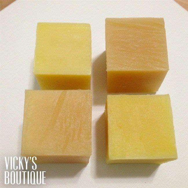 純手工製天然保養 COG木瓜鮮奶油滋養潤澤潔膚皂 下單後製作