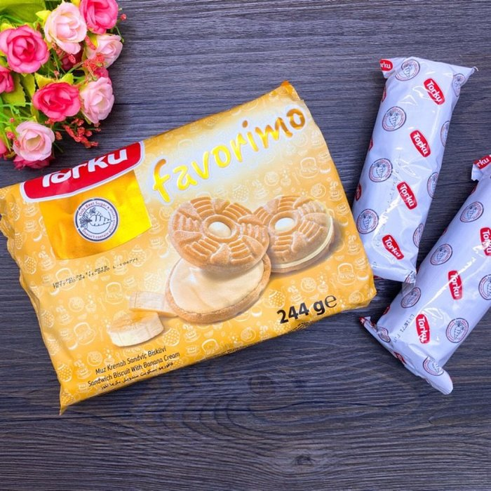 【經典零食】夾心餅乾 香蕉夾心 奶油夾心 巧克力夾心 嚐鮮單條入