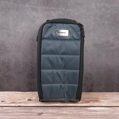 立昇樂器 MONO M80 TICK-V2 擴充配件袋 配件包 黑/灰色