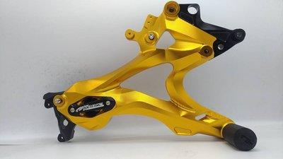 [屏東-晟信二輪] KRACE 凱銳斯 鋁合金CNC後搖臂 排骨 原廠卡鉗/對二螃蟹卡鉗 S-MAX FORCE 155