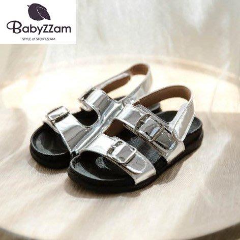 『※妳好,可愛※』韓國童鞋 Babyzzam 正韓 勃肯涼鞋  兒童涼鞋  女童涼鞋 男童涼鞋 涼鞋