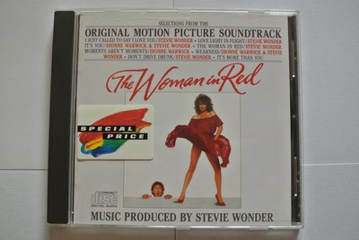 原聲帶 CD ~ THE WOMAN IN RED ~ 1984 ORION 530 030-2