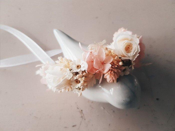 永生乾燥手腕花|台北西門歡迎自取 | Flower&House花藝之家