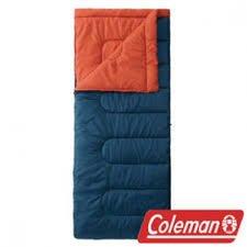 【山野賣客】Coleman cm-27262 表演者II海軍藍睡袋 5℃ 信封型睡袋化纖睡袋纖維睡袋可全開併接