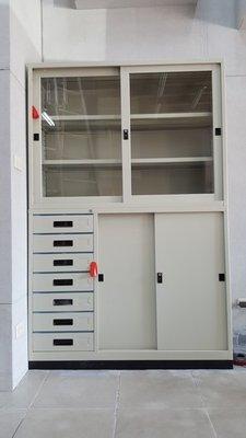 二手家具樂居 台中全新中古辦公傢俱 EA1109DJH*全新加厚直框特級左書櫃 文件櫃 資料櫃*oa家具理想櫃 公文櫃
