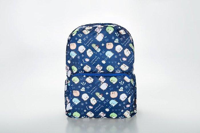 【現貨】可愛角落生物後背包防潑水背包雙肩包旅行包折疊背包休閒背包