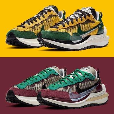 帝安諾 實體店面 預購 sacai x Nike Vaporwaffle 最新聯名款  DD3035  CV1363