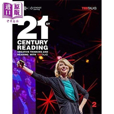 21st Century Reading 2: Creative Thinking and Reading 英文原版 2