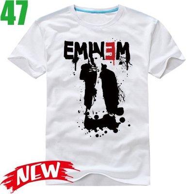 Eminem【阿姆】短袖嘻哈饒舌(HIP-HOP RAP)歌手T恤(共2種顏色可供選購) 購買多件多優惠!【賣場三】